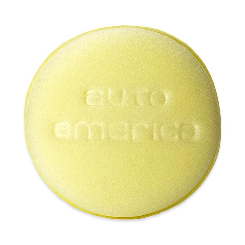 Aplicador de Espuma Amarelo 01 Unidade Autoamerica