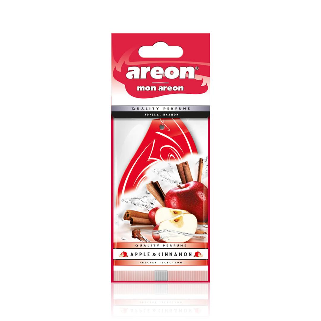 Areon Aromatizante Folha Apple & Cinnamon
