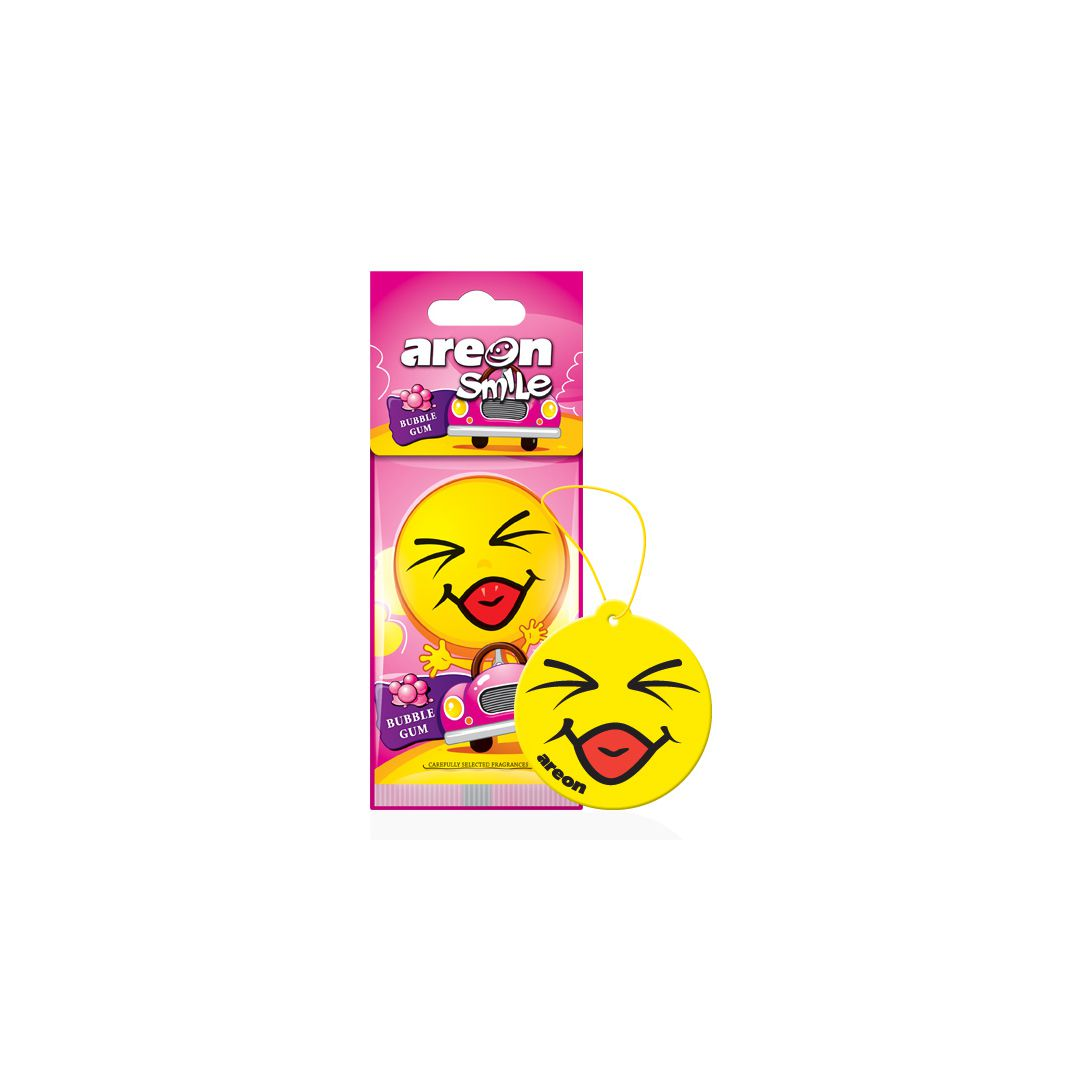 Aromatizante Folha Areon Bubble Gum