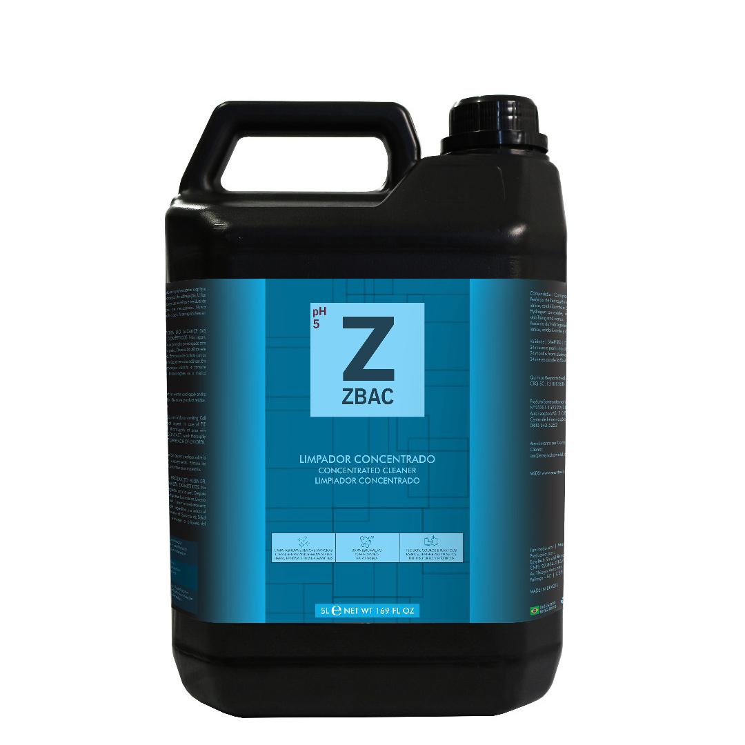 EasyTech Bactericida Limpador Multiuso ZBAC 5L