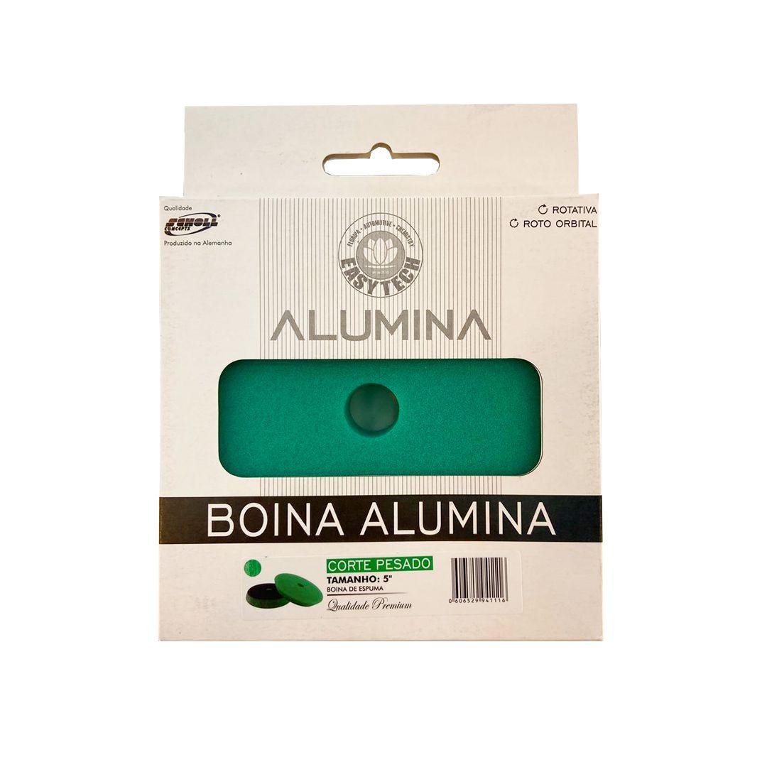 """Boina de Corte Pesado Alumina Verde 5"""""""