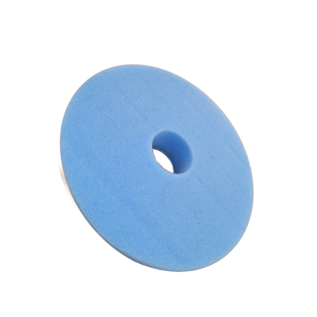 Boina De Espuma Azul Super Fine 6 New Polish