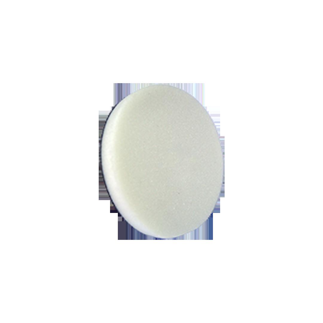 Boina de Espuma Branca 6