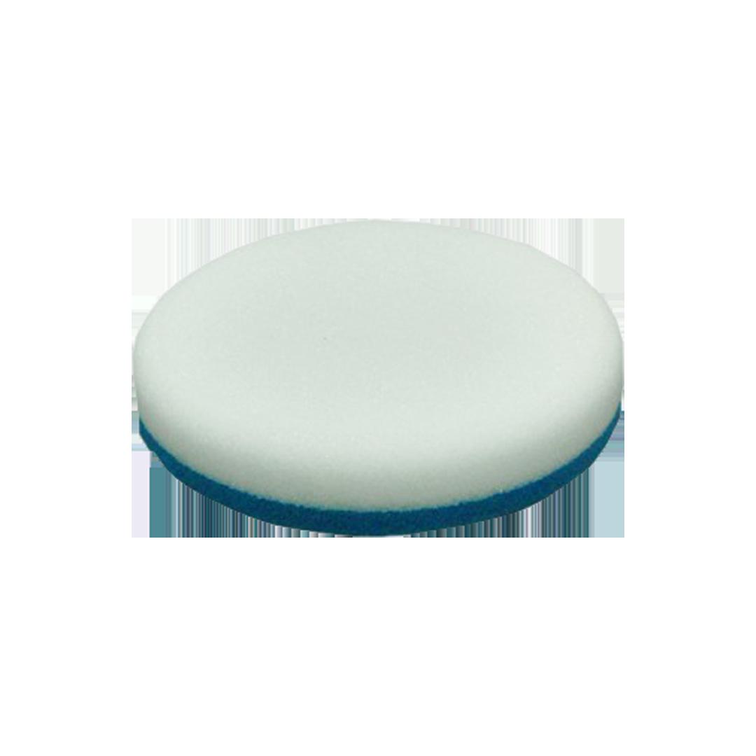 Boina de Espuma Branca Flat 4