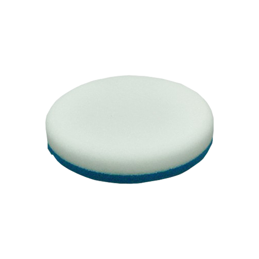 Boina de Espuma Branca Flat 6
