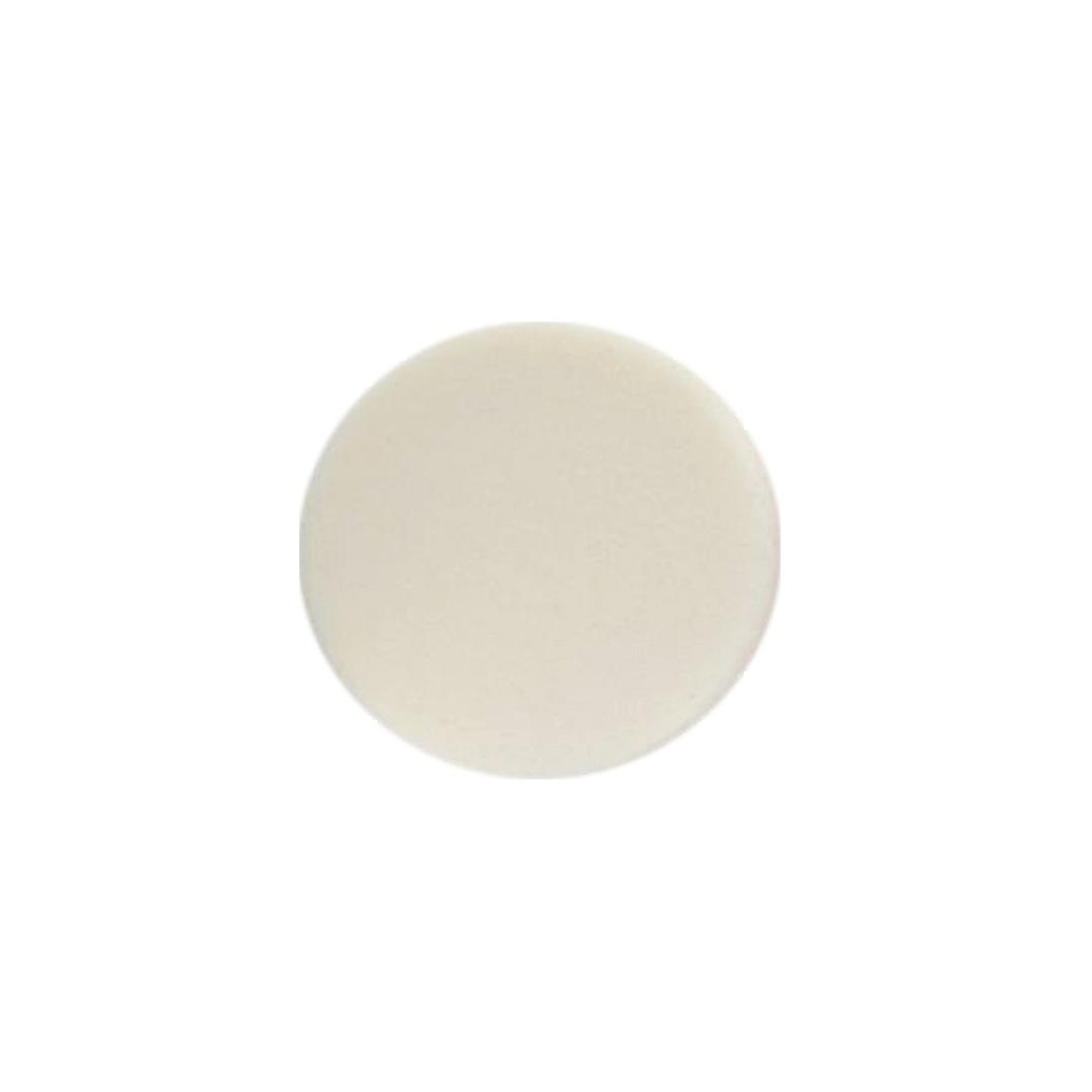 Boina de Espuma Macia Refino Branca 3