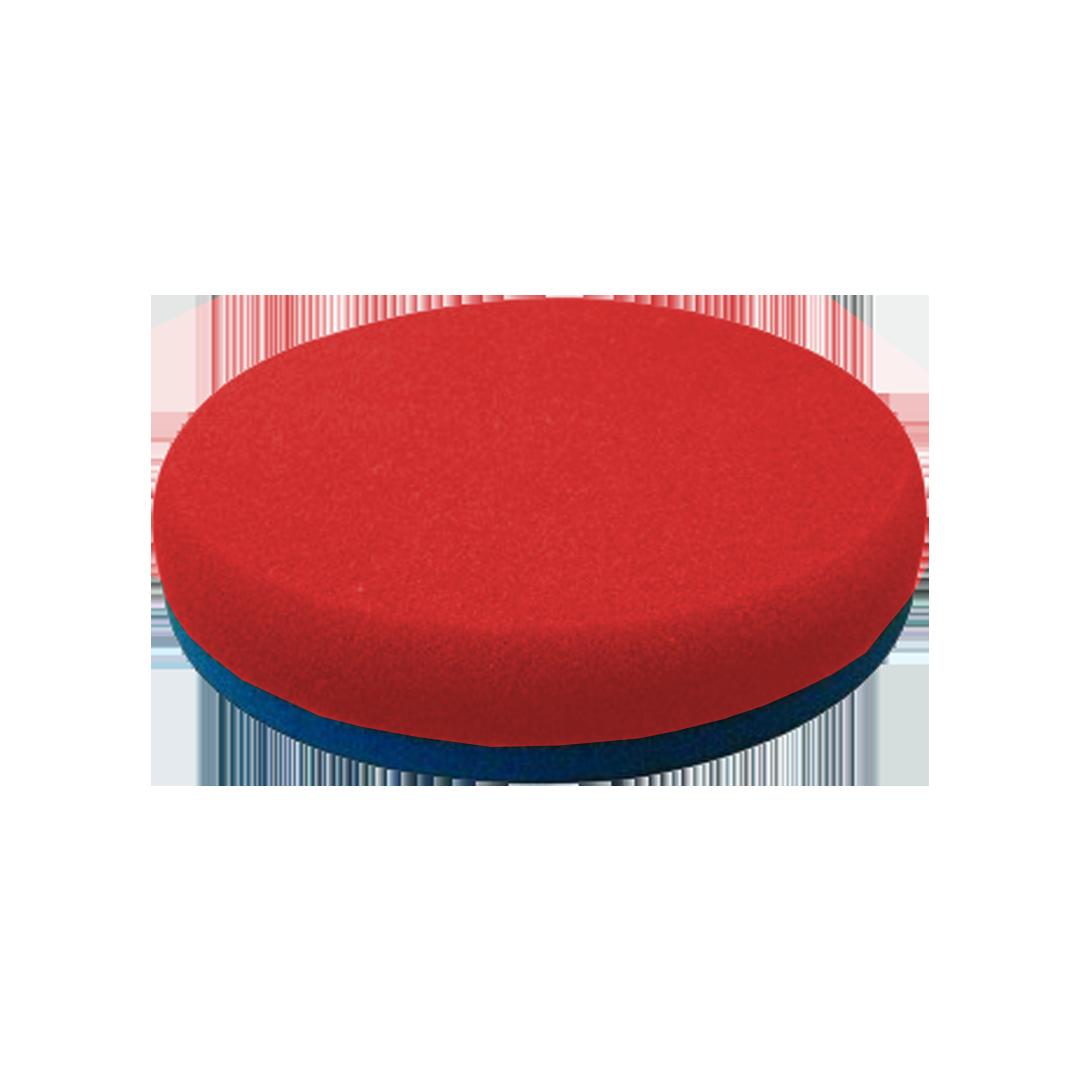 Boina de Espuma Vermelha Flat 6