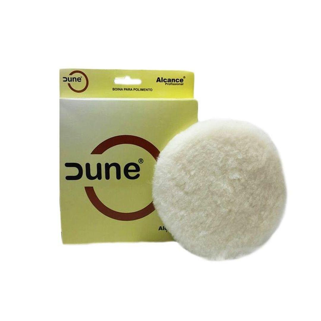 Boina de Lã Fio Natural de Corte Dune 3,5