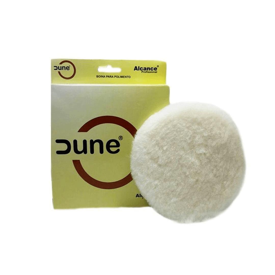 Boina de Lã Fio Natural de Corte Dune 6