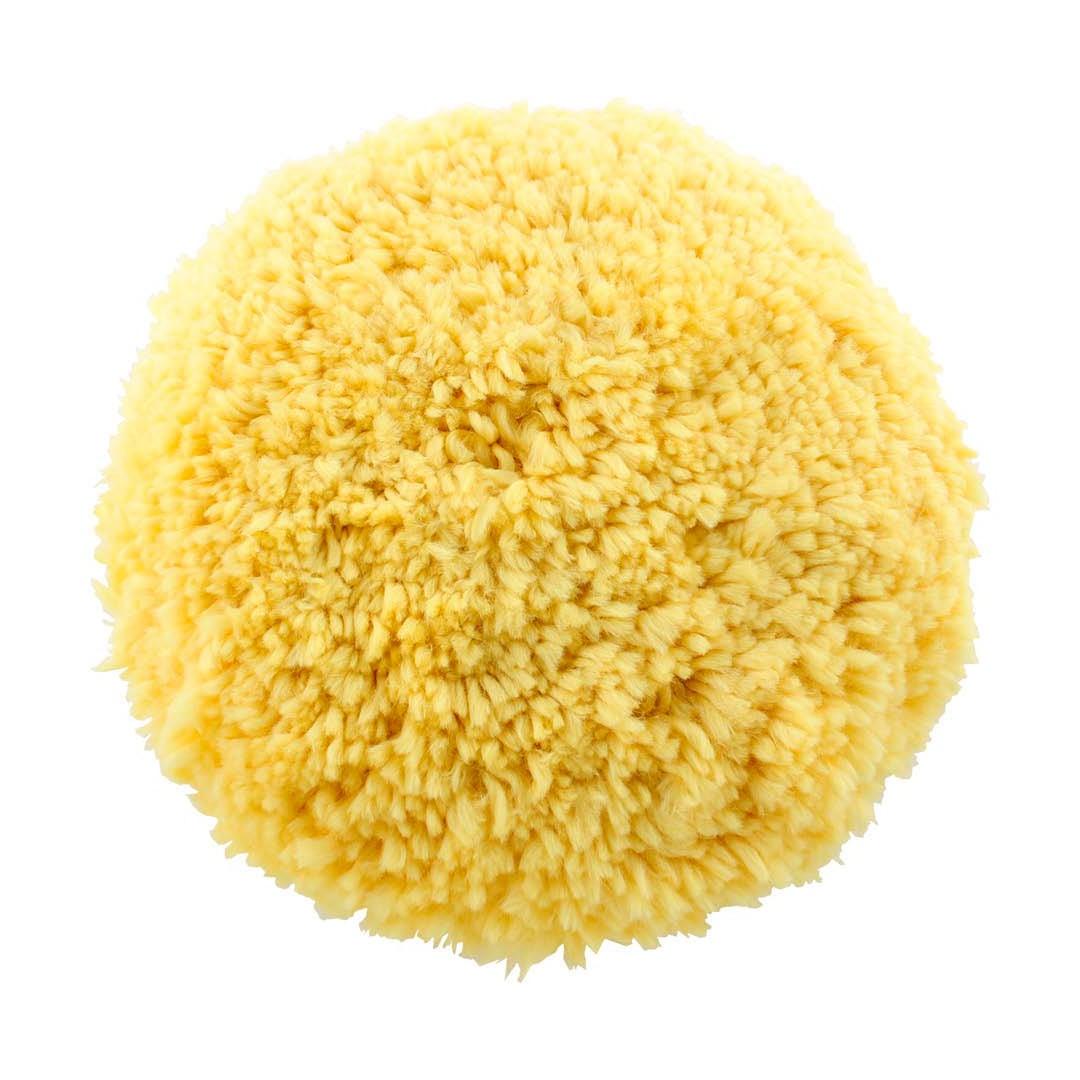 Autoamerica Boina de Lã Para Refino Amarela 8