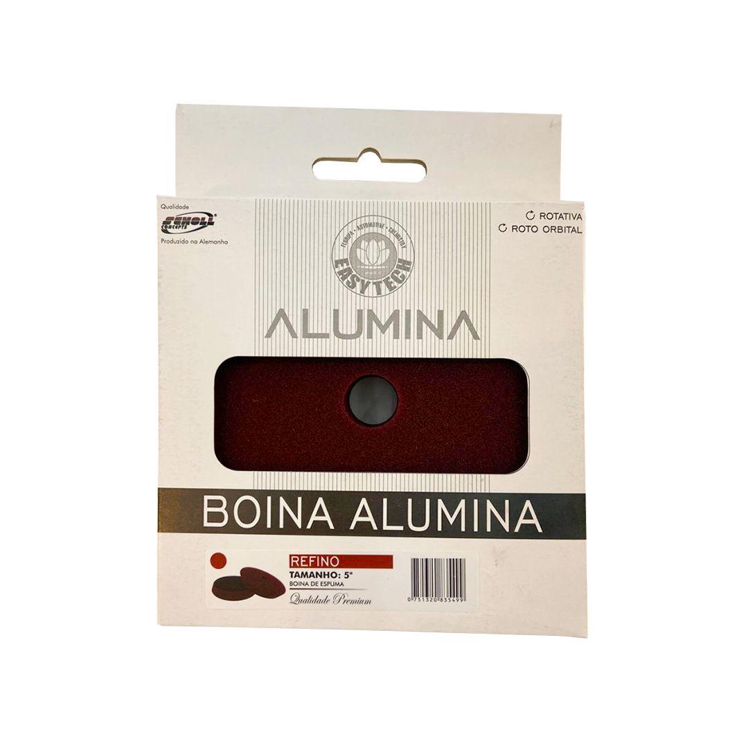 Boina de Refino Alumina Vermelho 5