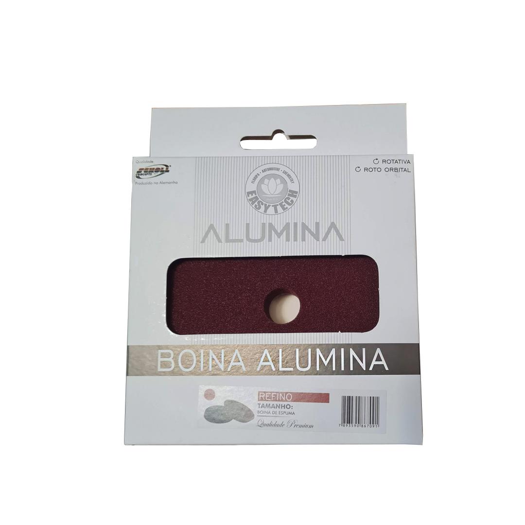 Boina de Refino Alumina Vermelho 6