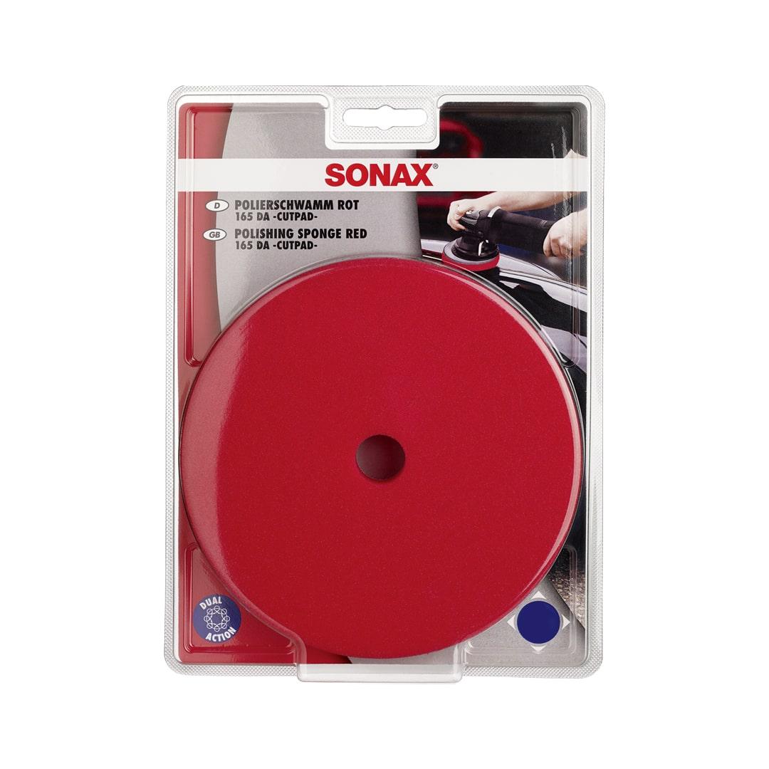 Sonax Boina Espuma de Corte Vermelha 143mm 5,5