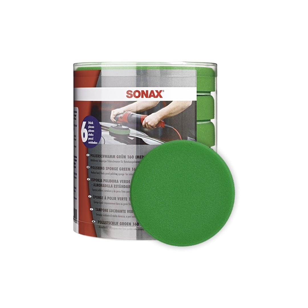Boina Espuma de Refino Verde 3