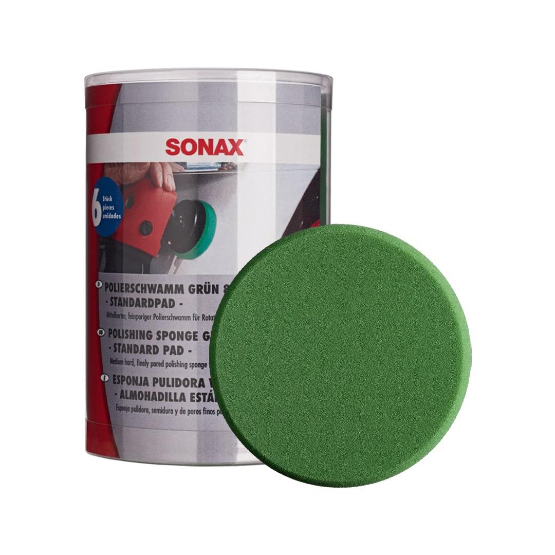 Sonax Boina Espuma de Refino Verde 3