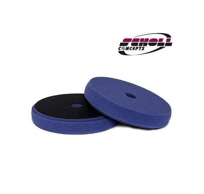 Boina Espuma Universal Spider Azul 140mm 5,5 Corte Scholl