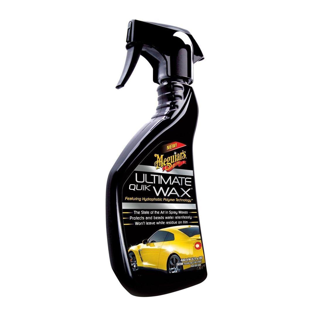 Cera em Spray Ultimate Quick Wax 450ml Meguiar's