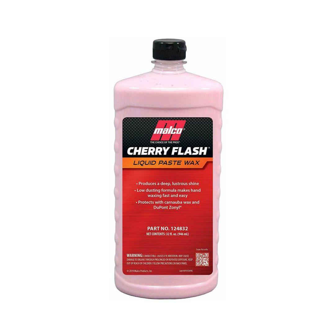 Cera Líquida Cherry Flash 946ml Malco