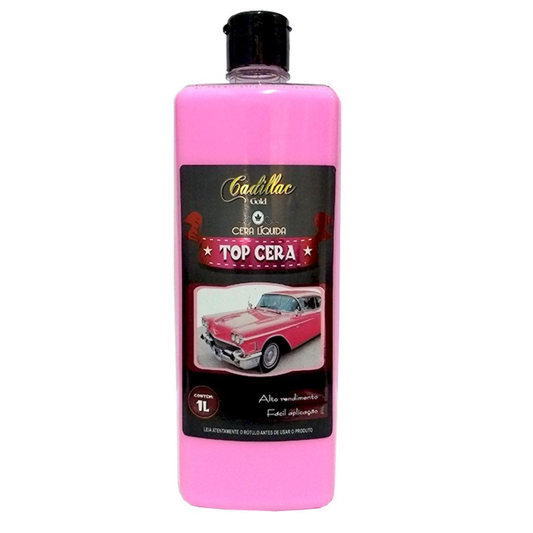 Cera Liquida Top Cera Cadillac 1L
