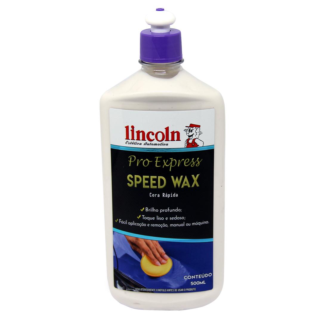 Lincoln Cera Líquida Speed Wax 500ml