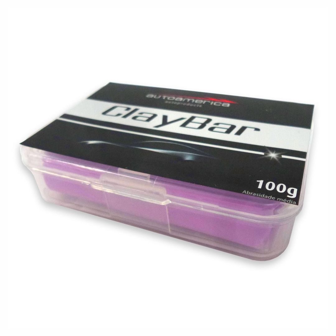 Clay Bar 100g AutoAmerica