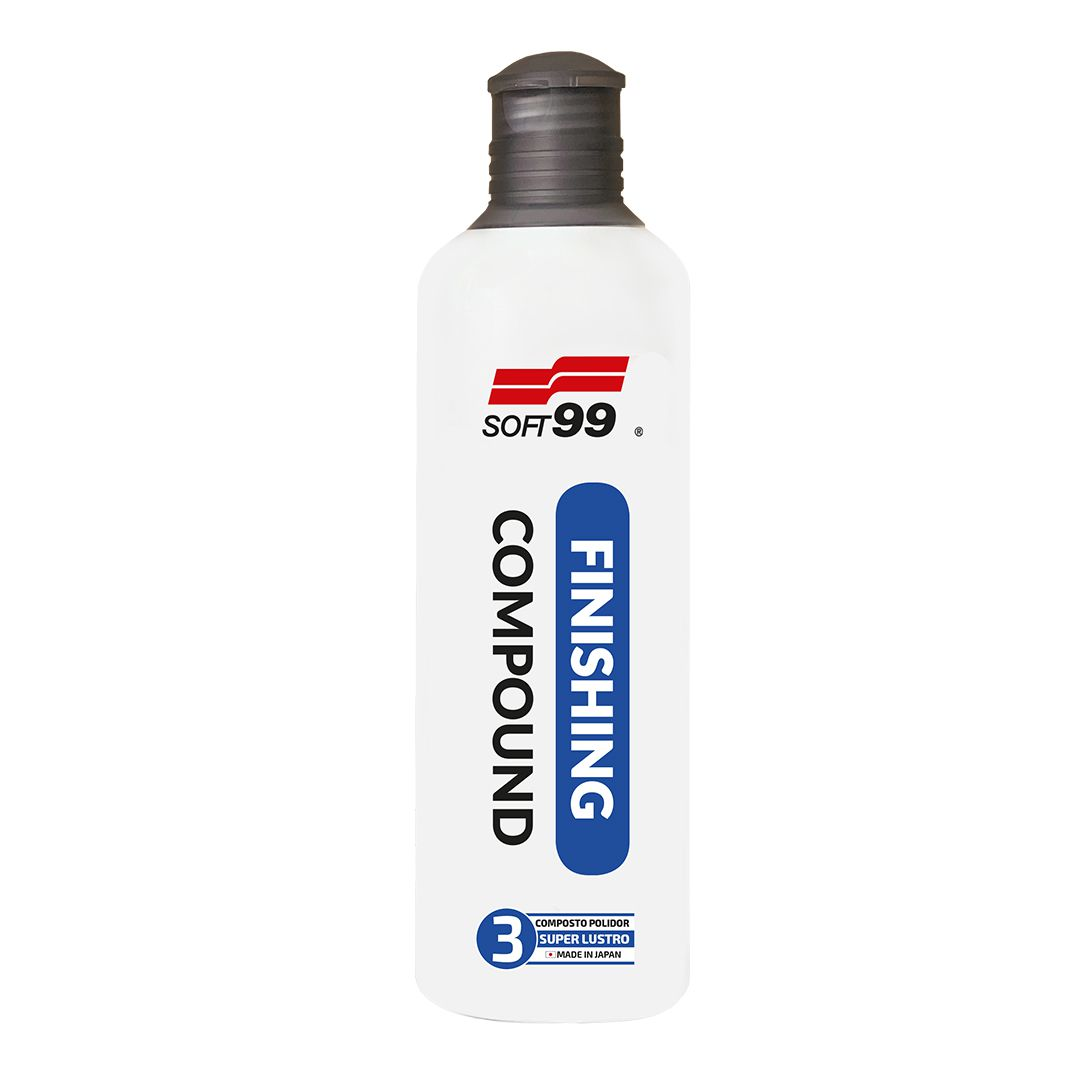 Composto Lustrador Finishing Super Lustro N°3 300ml Soft 99