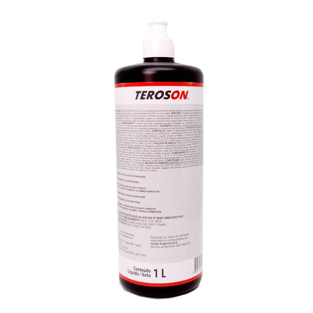 Composto Polidor de Corte Fast Cut 150 1L Teroson
