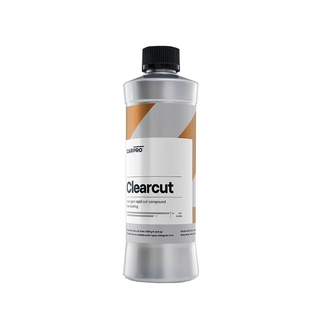 Composto Polidor de Corte Pesado ClearCut 250ml CarPro