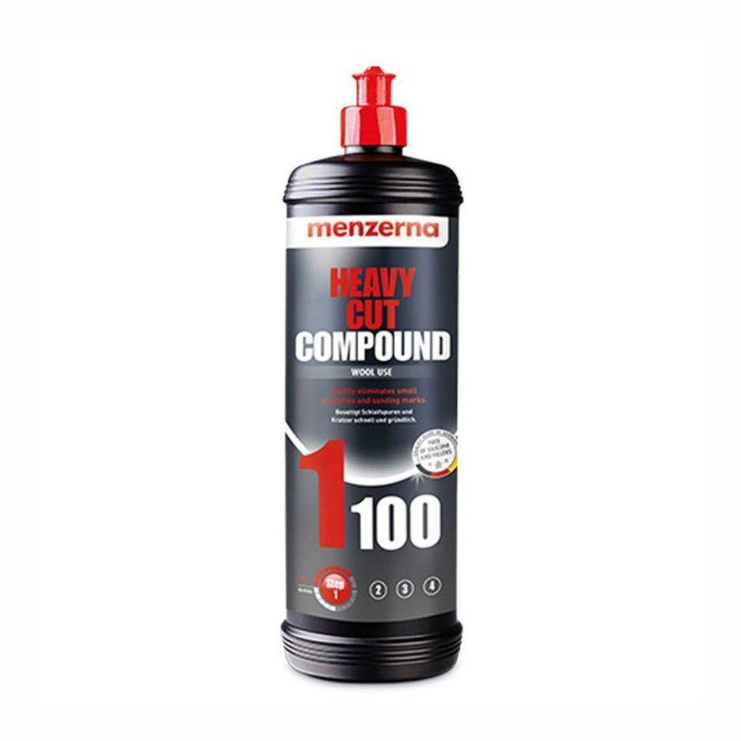 Composto Polidor de Corte Pesado - Heavy Cut Compound 1100 1L Menzerna