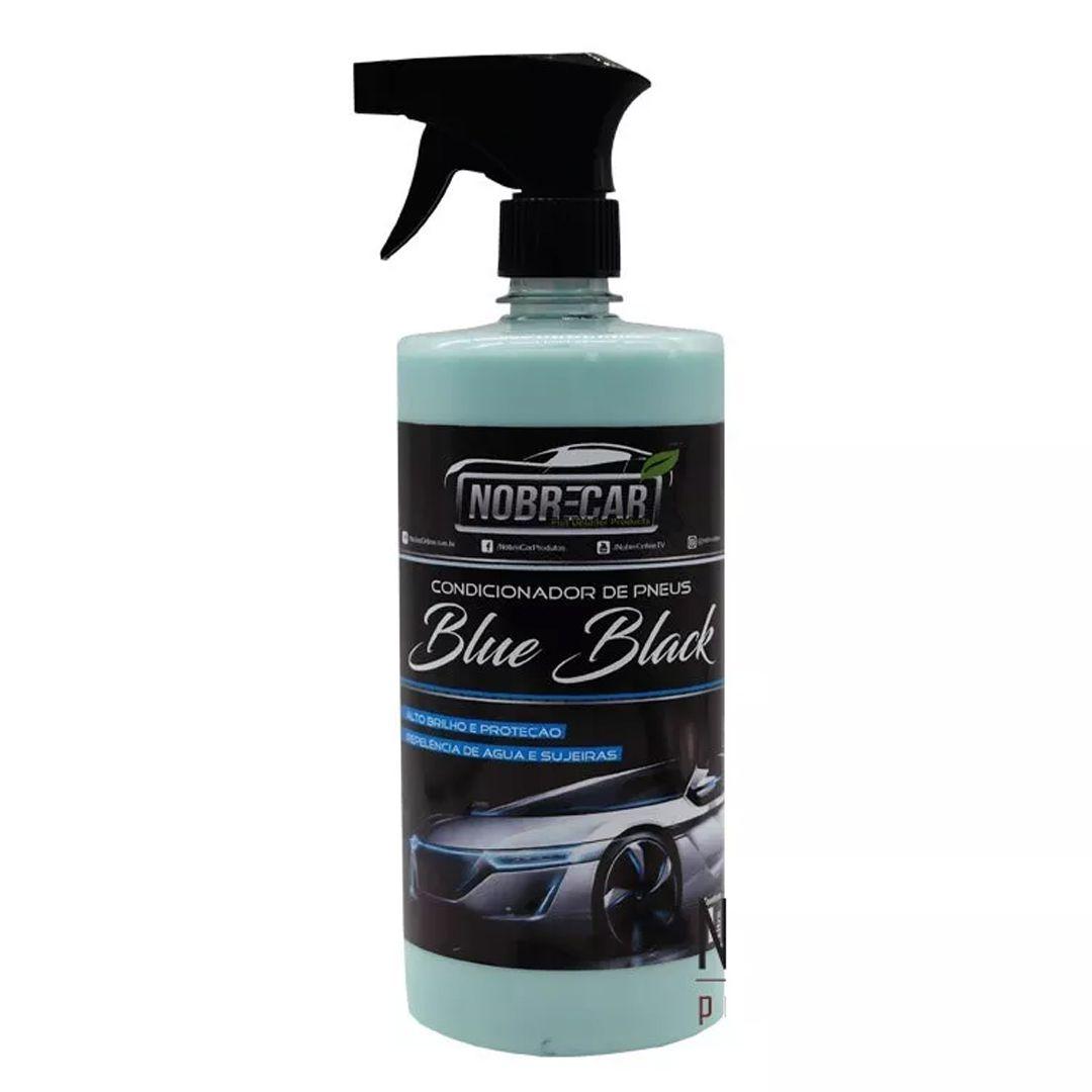 Condicionador de Pneus Blue Black 1L Nobre Car