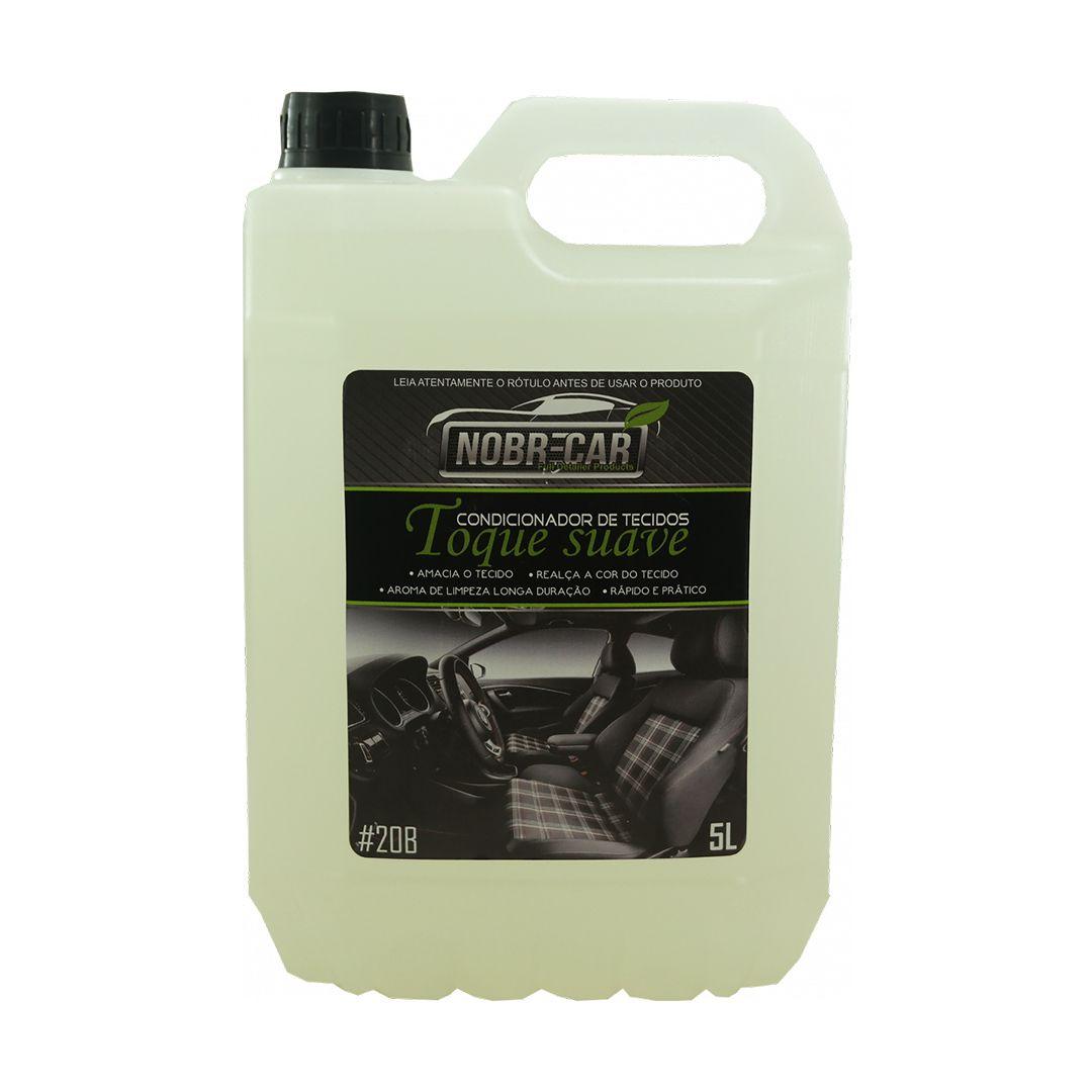 Condicionador de Tecidos Toque Suave 5L Nobre Car