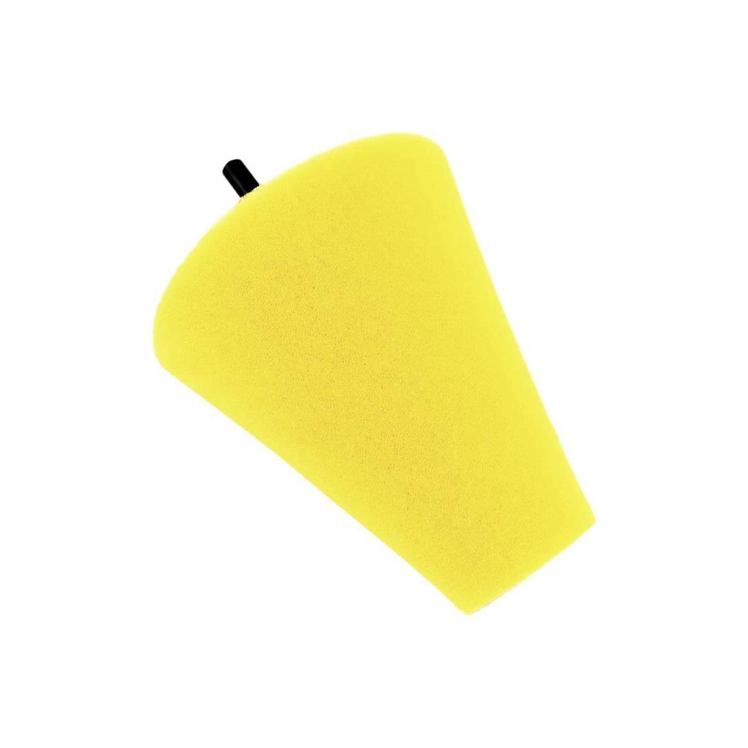 Cone de Espuma para Polimento de Roda Mandala