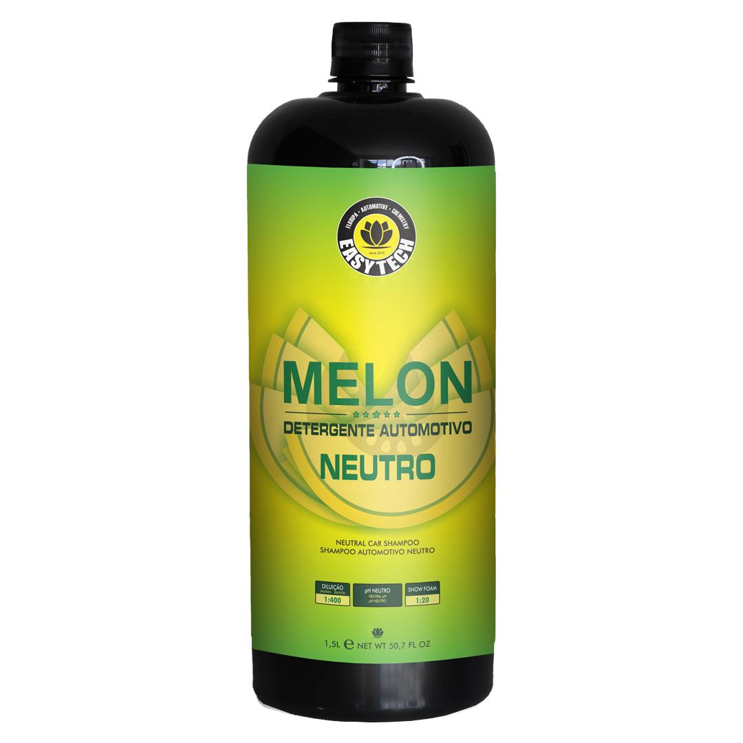 EasyTech Shampoo Automotivo Neutro Melon 1,5L