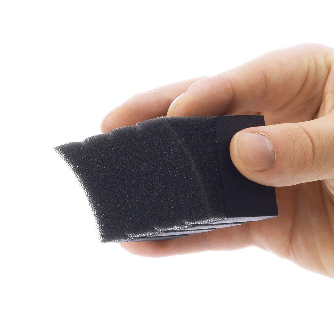 Soft 99 Esponja Aplicadora de Pretinho - Tire Wax Sponge