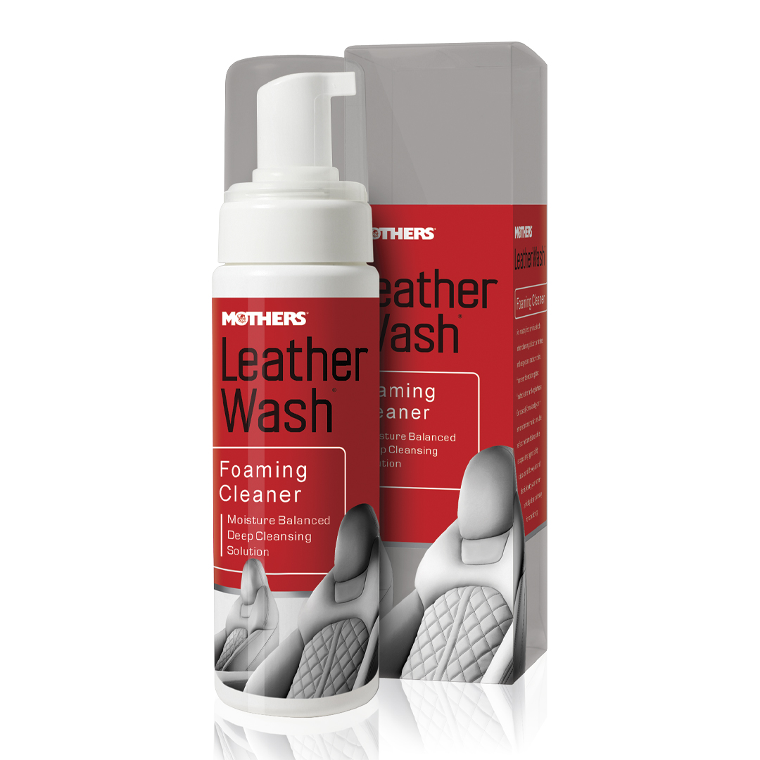 Mother's Espuma Limpa Couro Leather Wash 236ml