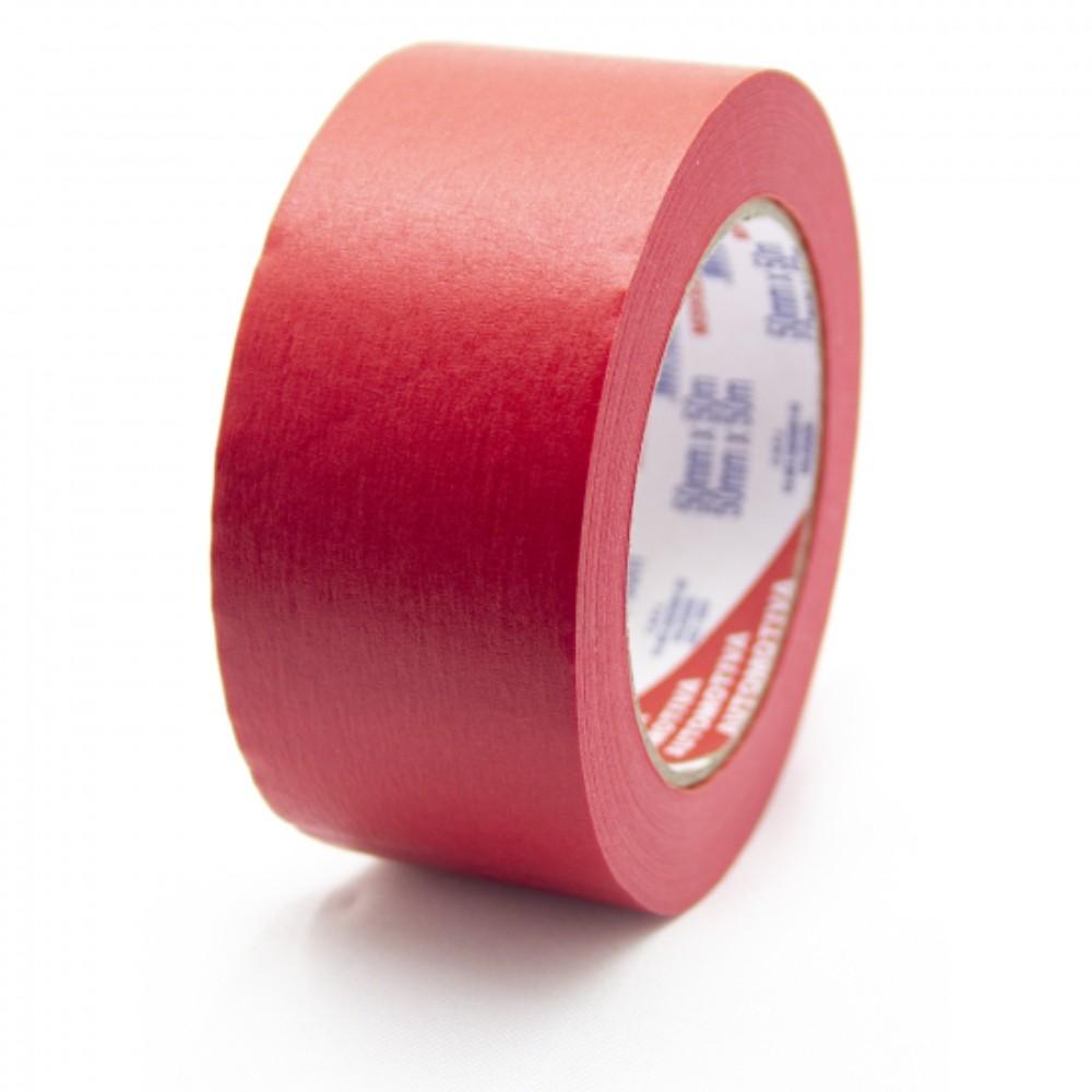 Fita Crepe Vermelha 50x50 Eurocel 01un.
