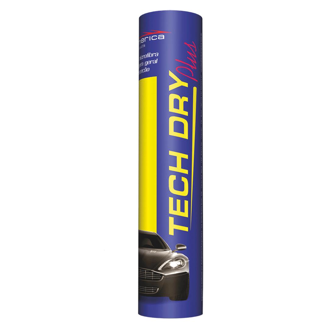 Autoamerica Flanela De Secagem Tech Dry Plus (70x40cm)