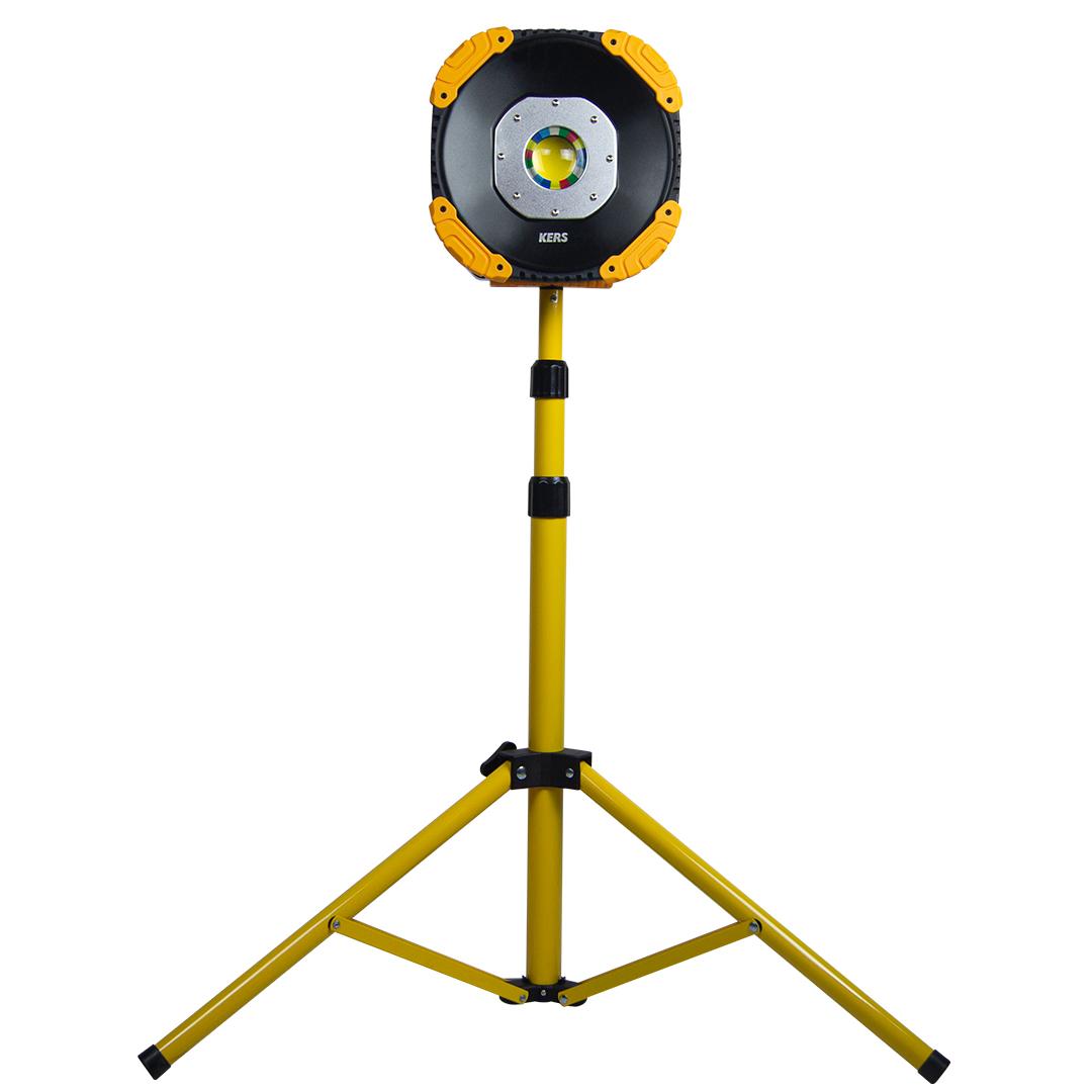 Kers Holofote Tripé Lâmpada de Inspeção 50W 4000K