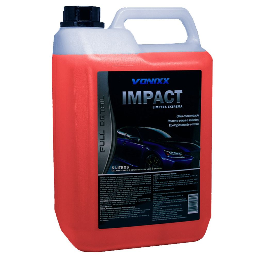 Multilimpador para Limpezas Pesadas Impact 5L Vonixx