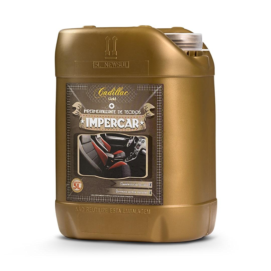 Cadillac Impercar Impermeabilizante de Tecidos 5 Litros