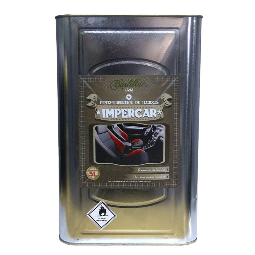 Impercar Impermeabilizante de Tecidos 5 Litros Cadillac