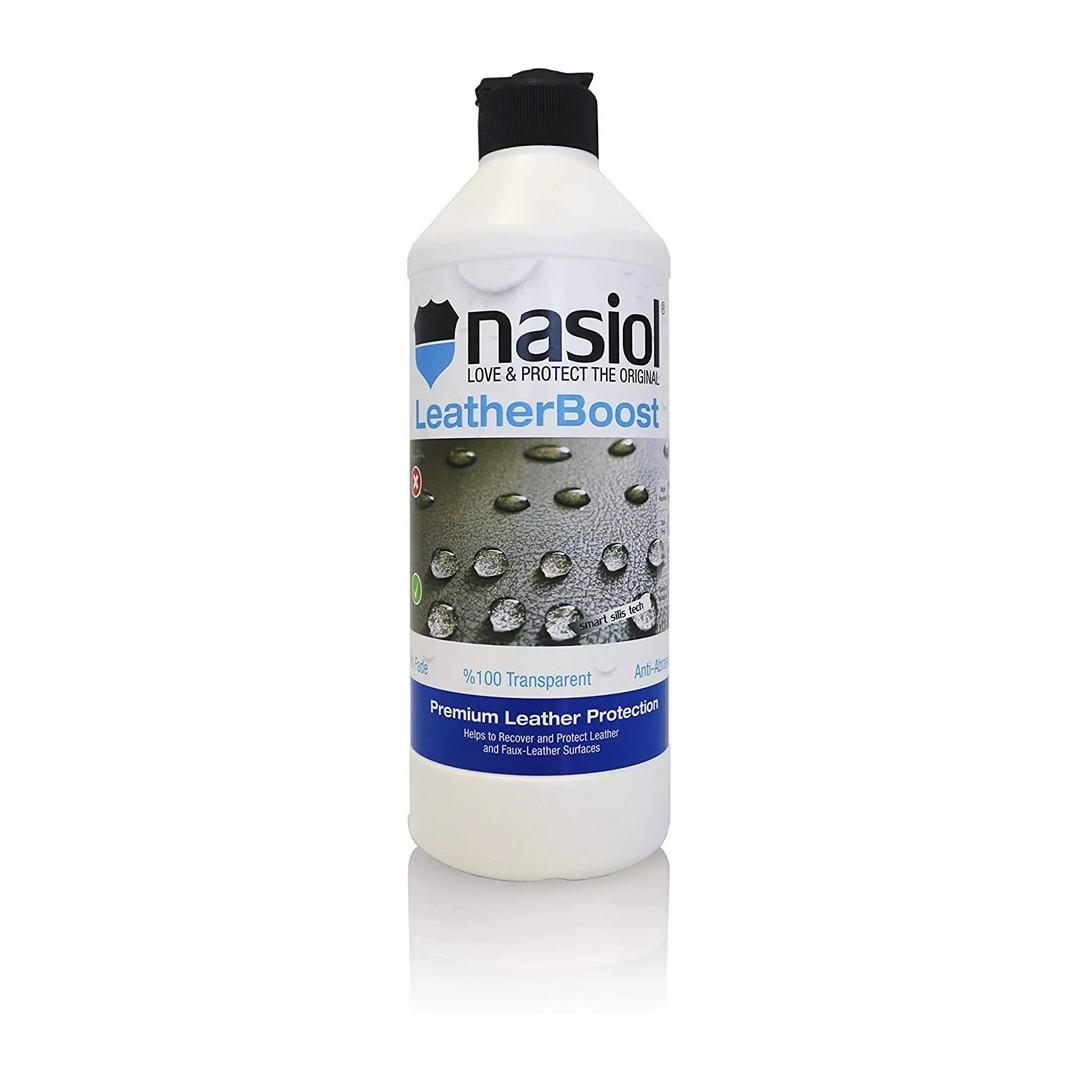 Impermeabilizante de Couro Leather Boost 150ml Nasiol