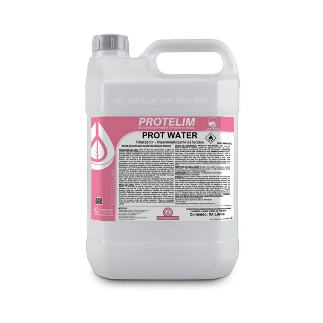 Impermeabilizante de Tecidos Prot Water Protelim 5 L