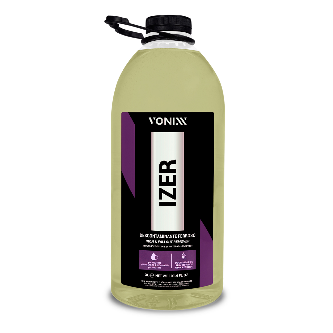 Vonixx Izer Descontaminante Ferroso 3l