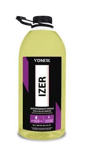 Izer Descontaminante Ferroso 3l Vonixx