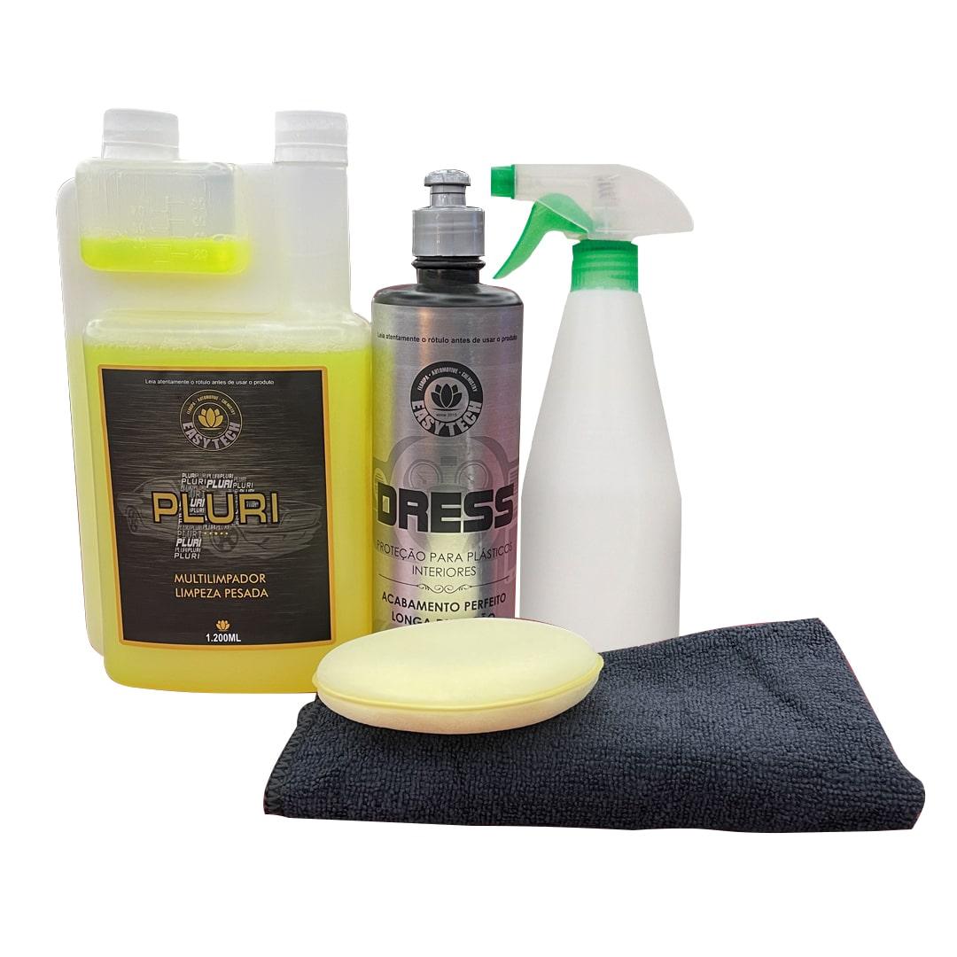 EasyTech Kit Básico Higienização Interna