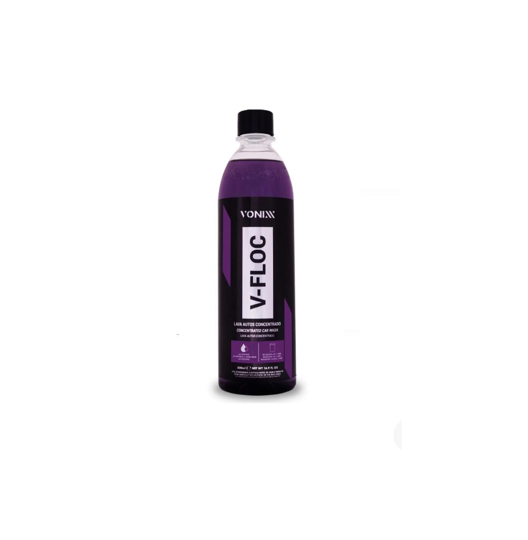 Lava Auto Super Concentrado V-Floc 500mL Vonixx