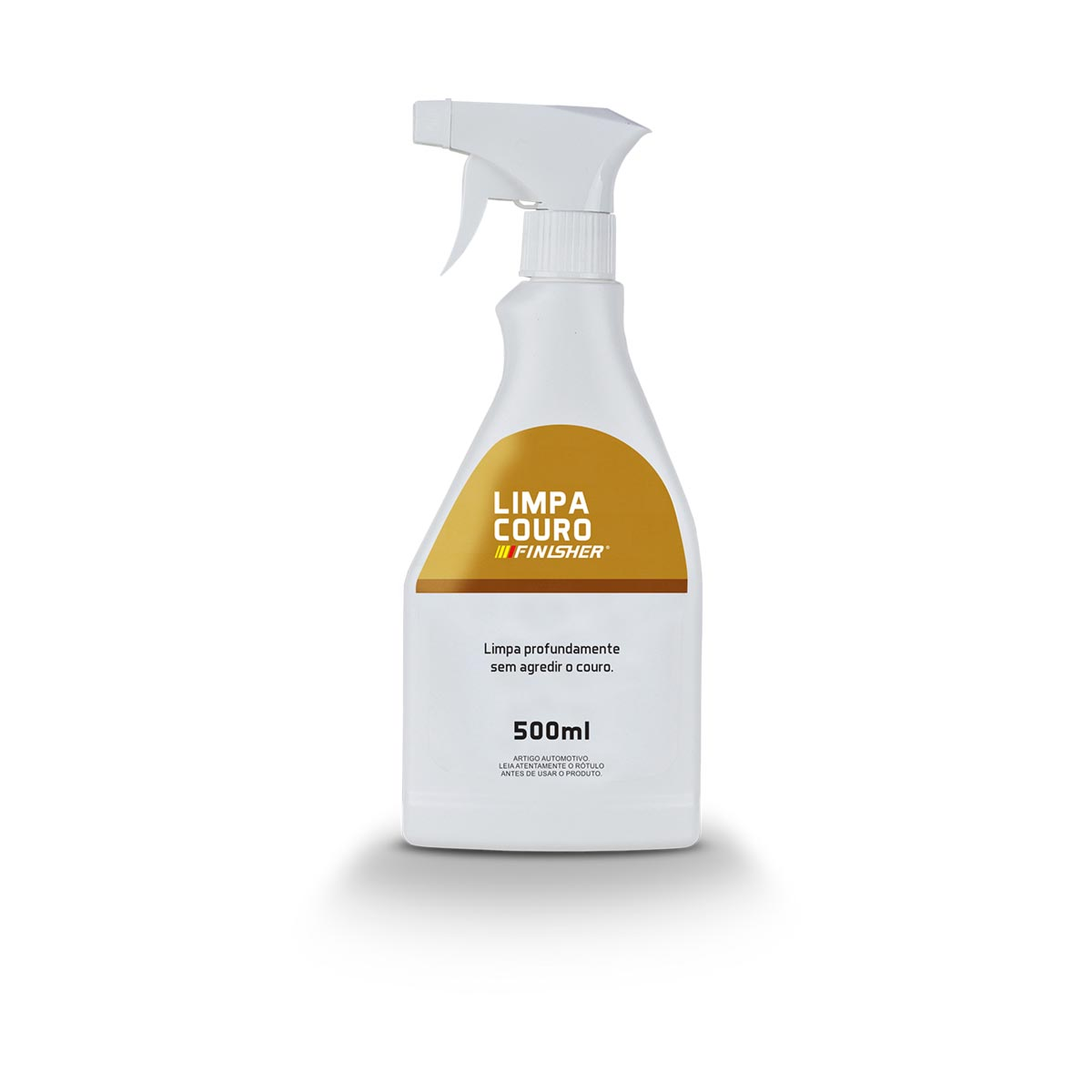 Limpa Couros 500ml Finisher
