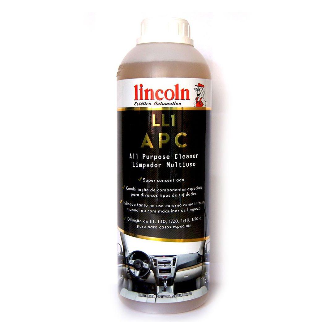 APC Limpador Multiuso LL1 Lincoln 2L