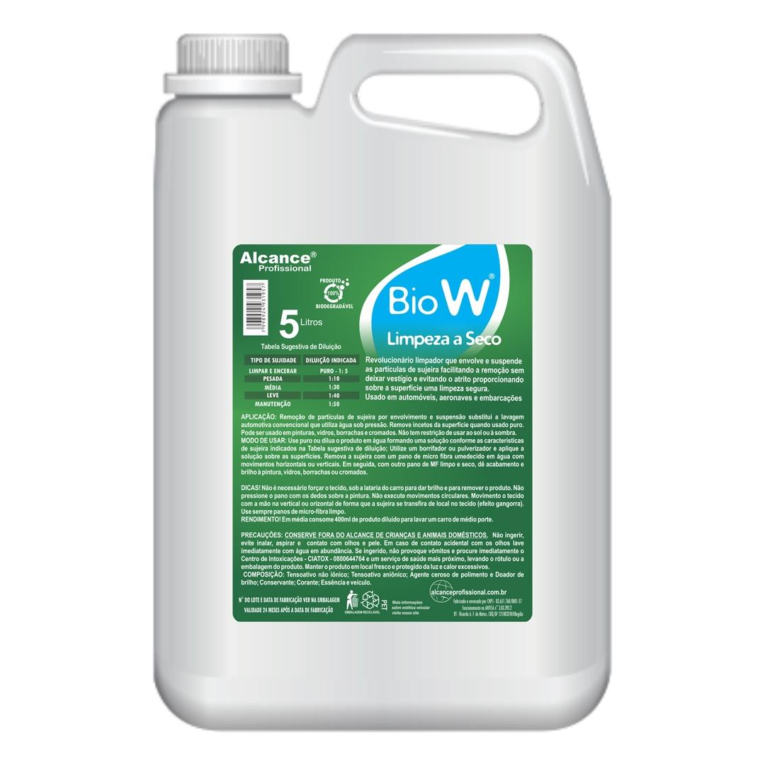 Alcance Limpeza a Seco BioW 5L
